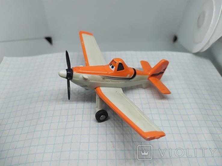 Самолет Disney, фото №5