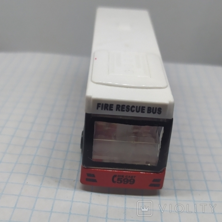 Автобус пожарной службы (12.20), фото №3