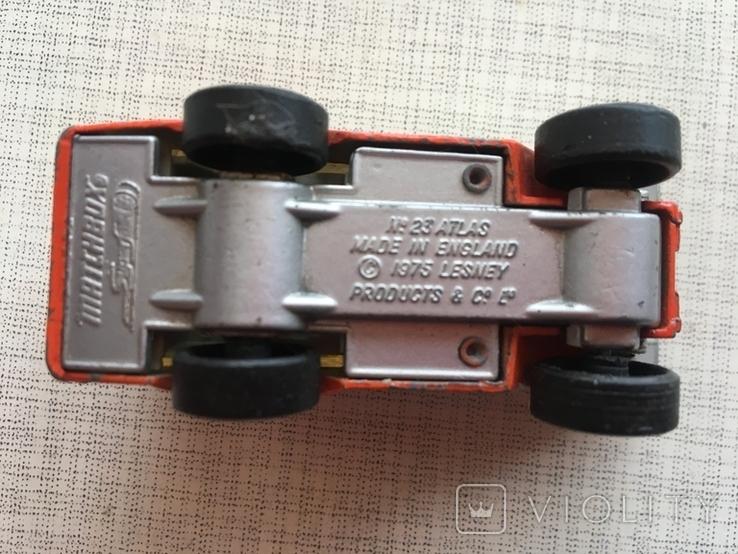 Грузовик Matchbox №23, фото №5