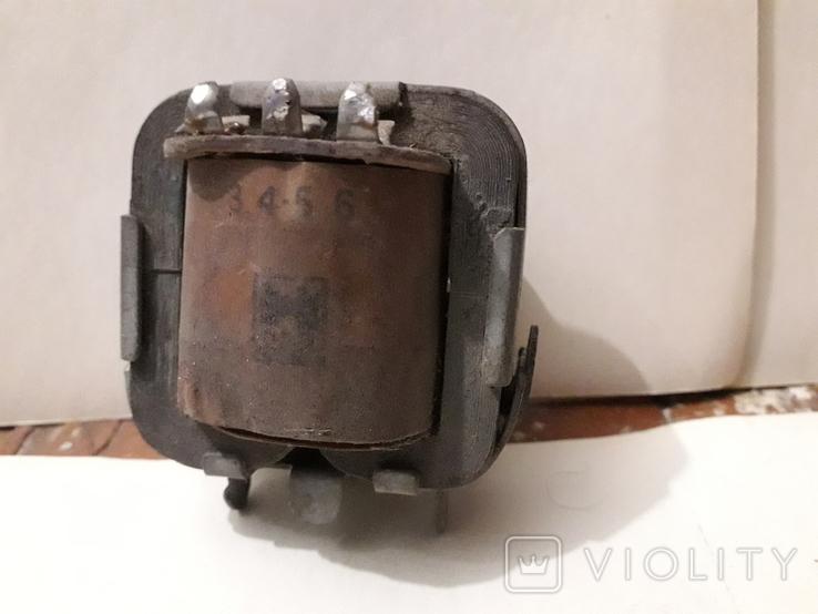Трансформатор  ТВК-11ОЛМ, фото №3