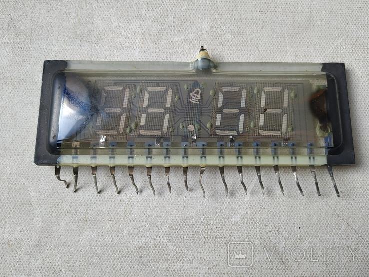 Индикатор СССР ИЛЦ4-5/7Л 9111 и Индикатор ИЛЦ2-16/8, фото №4