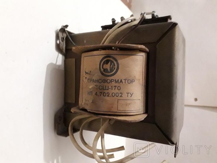 Трансформатор  ТСШ-170, фото №2