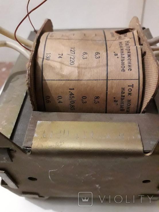 Трансформатор  ТСШ-170, фото №9
