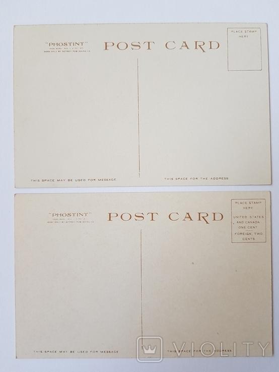 Открытое письмо. США 10 шт. №5, фото №6