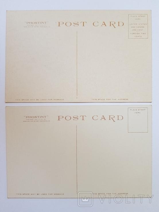 Открытое письмо. США 10 шт. №5, фото №10