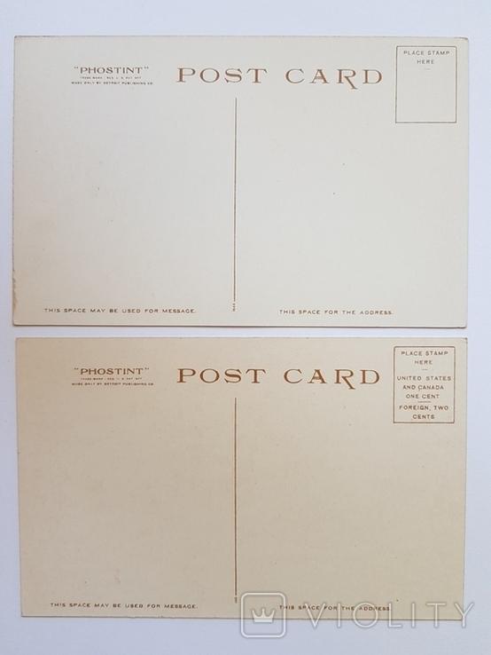 Открытое письмо. США 10 шт. №5, фото №12