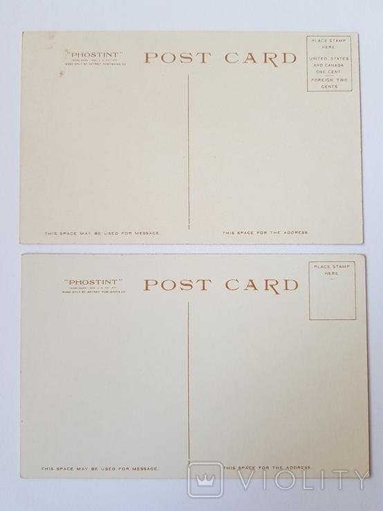 Открытое письмо. США 10 шт. №6, фото №10