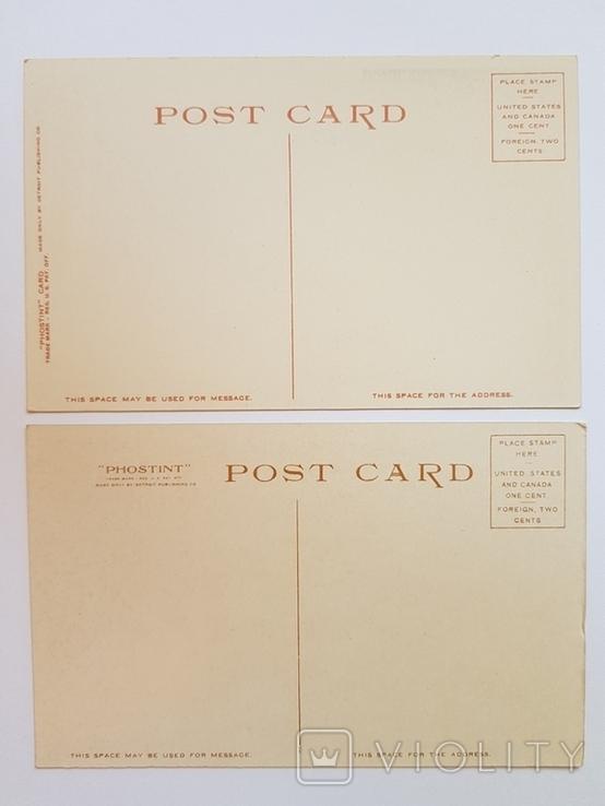 Открытое письмо. США 10 шт. №6, фото №12