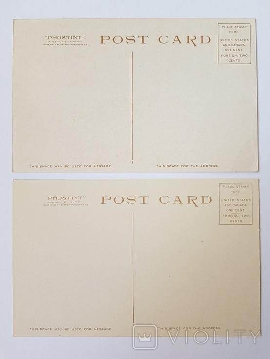 Открытое письмо. США 10 шт. №7, фото №10