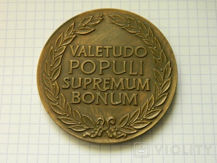 Настільна медаль 2., фото №3