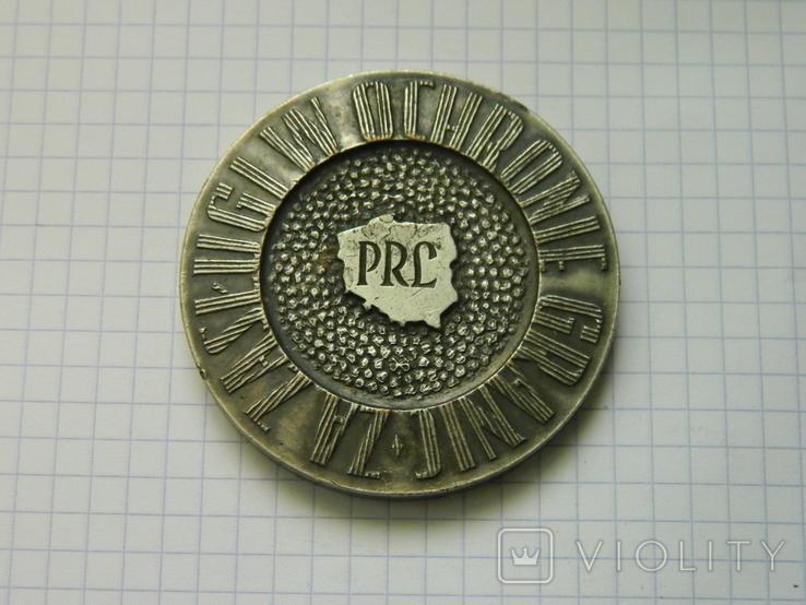 Настільна медаль 5., фото №2