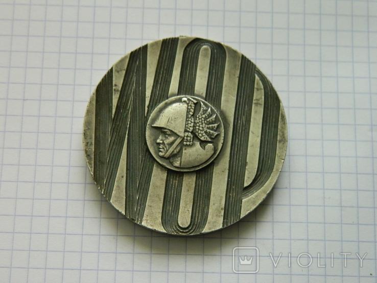 Настільна медаль 5., фото №3