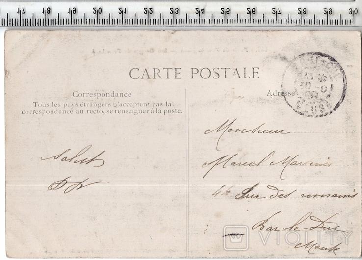 Франция. 1908 год., фото №3