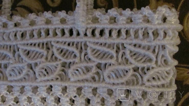 Сумка плетённая. ( вязка макраме ), фото №5