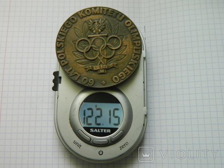 Настільна медаль 11., фото №4