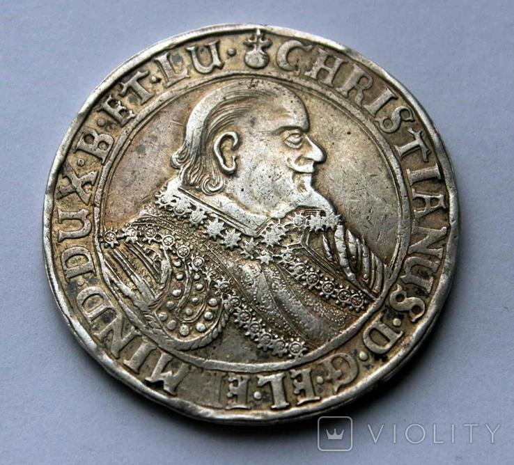 Талер 1630 р, фото №3