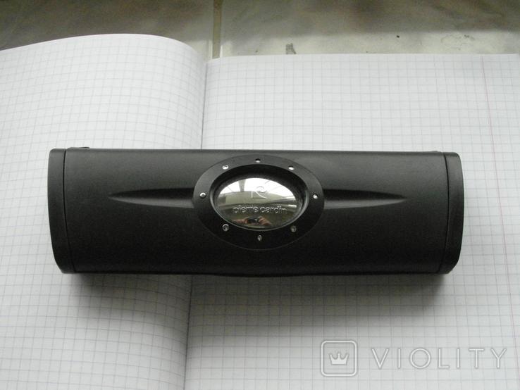Подарочный набор ручек в футляре-коробке.pierre cardin, фото №4