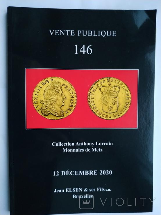 Каталог аукциона Vente Publique 146 12 декабря 2020 года Брюссель Бельгия, фото №2