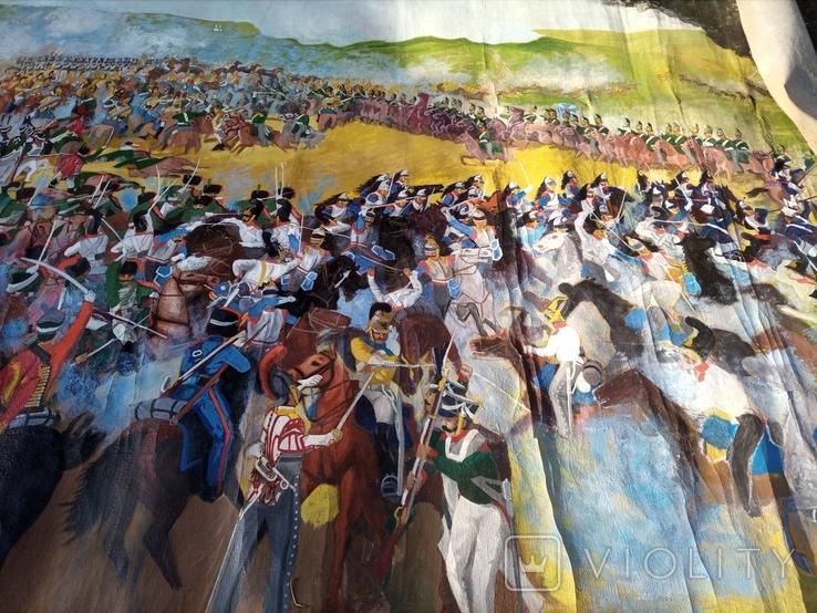 Картина Бродинская битва, фото №9