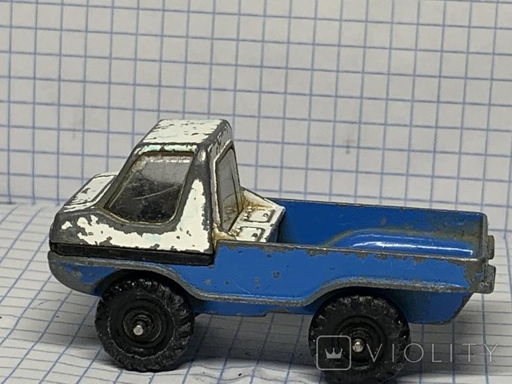 Corgi 1/64 Rough Terrain Truck, фото №2