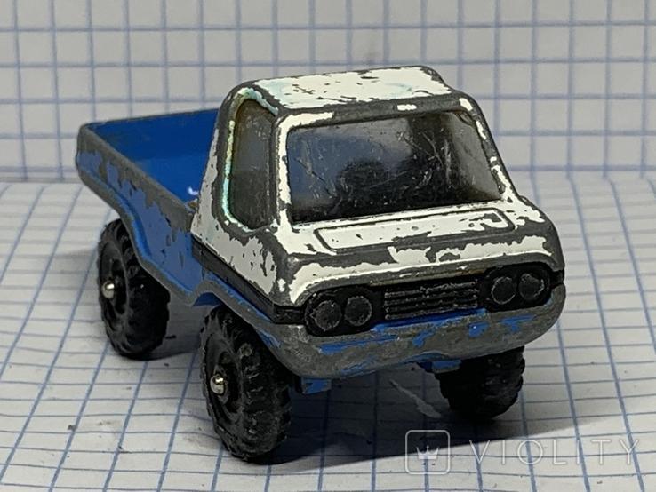 Corgi 1/64 Rough Terrain Truck, фото №3