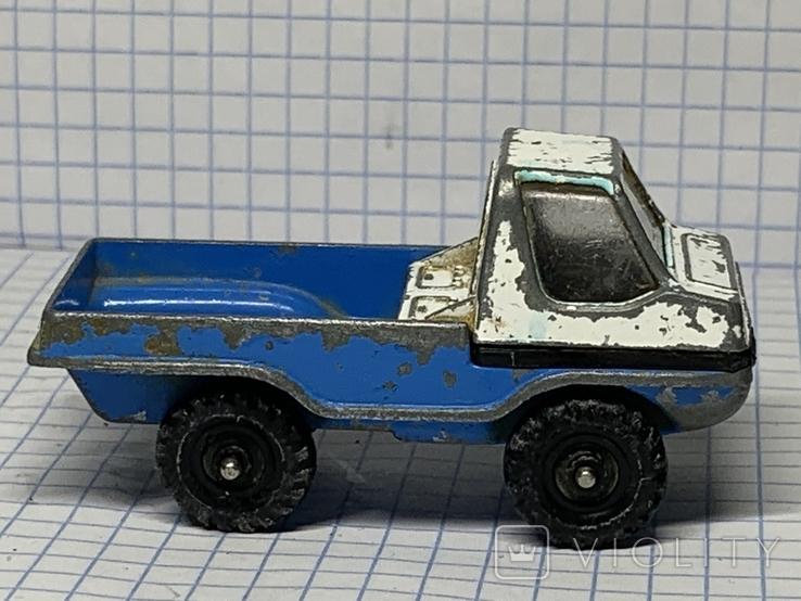 Corgi 1/64 Rough Terrain Truck, фото №4
