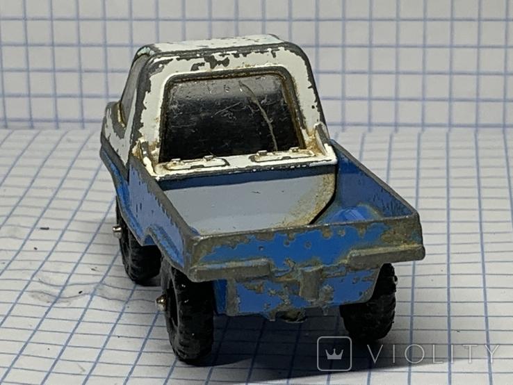Corgi 1/64 Rough Terrain Truck, фото №5
