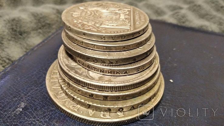 8 качественных копий редких монет Р. И., фото №9