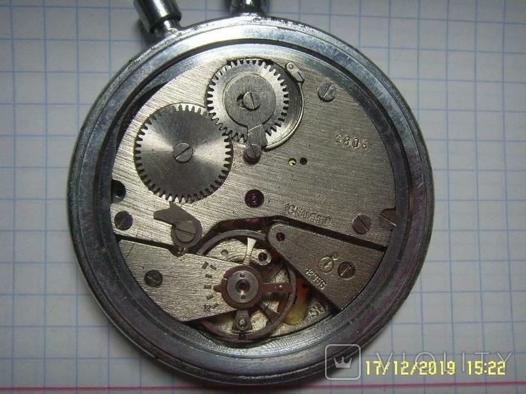 Секундомер Агат не рабочий. Сделан в СССР стоит знак качества., фото №4