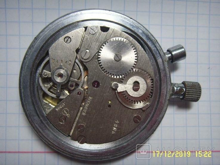 Секундомер Агат не рабочий. Сделан в СССР стоит знак качества., фото №5