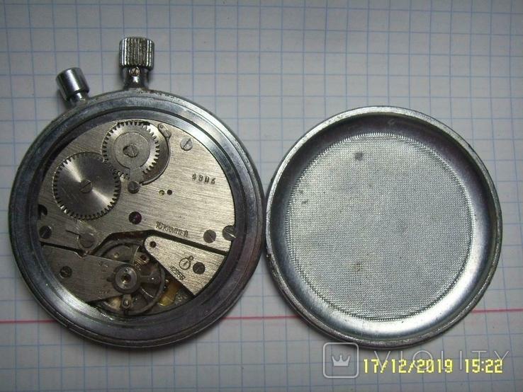 Секундомер Агат не рабочий. Сделан в СССР стоит знак качества., фото №6