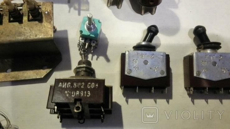 Наследство радиолюбителя 2 (радиодетали из СССР)., фото №4