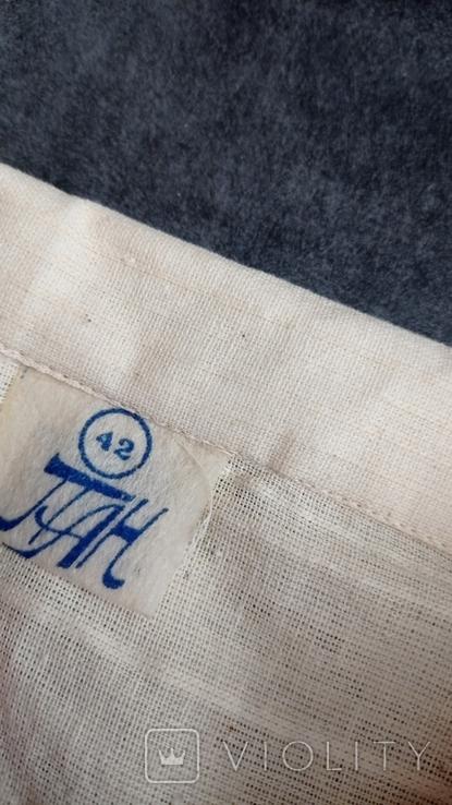 Рубашка мужская новая с биркой СССР, фото №3