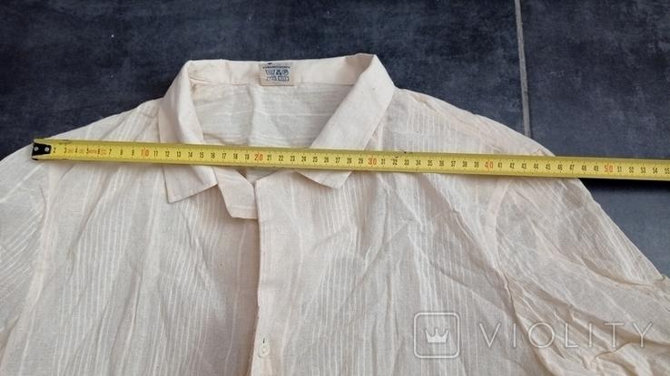 Рубашка мужская новая с биркой СССР, фото №8
