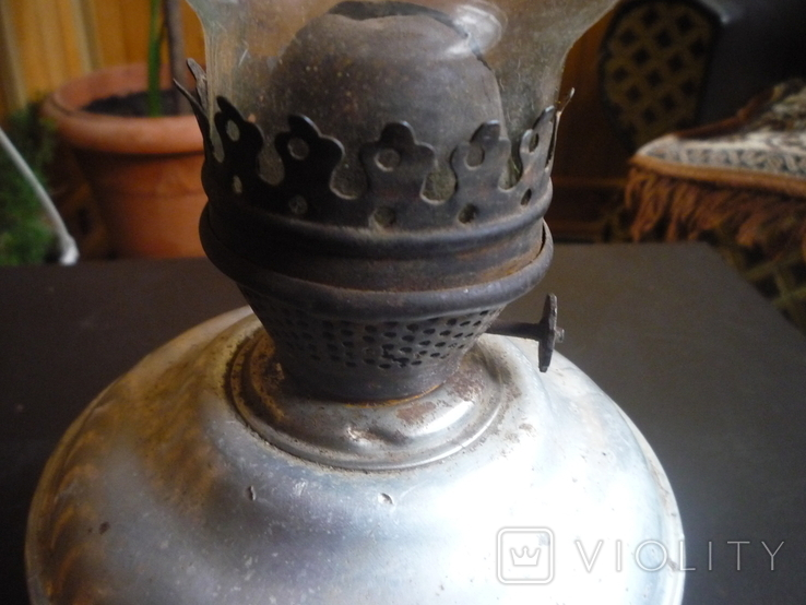 Алюминевая лампа ссср, фото №4