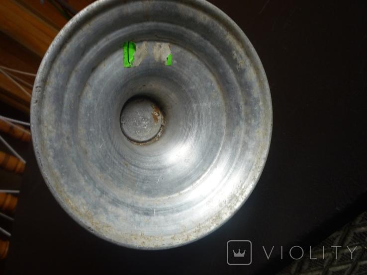 Алюминевая лампа ссср, фото №8