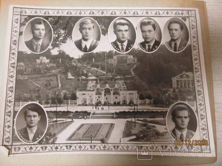 Фотоальбом Львовский политехнический 1955-1960г., фото №6