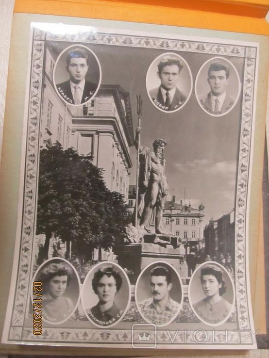 Фотоальбом Львовский политехнический 1955-1960г., фото №8
