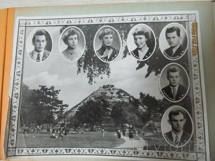 Фотоальбом Львовский политехнический 1955-1960г., фото №9
