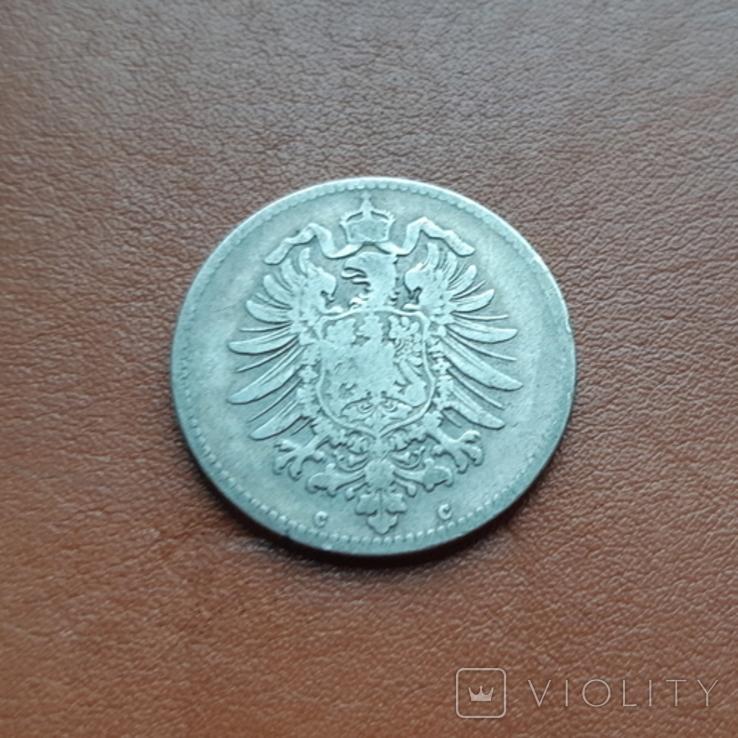 1 марка 1874 год, фото №6