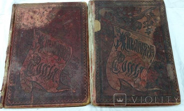 Живописная Россия том4ч.1и2 Царство Польское, фото №2