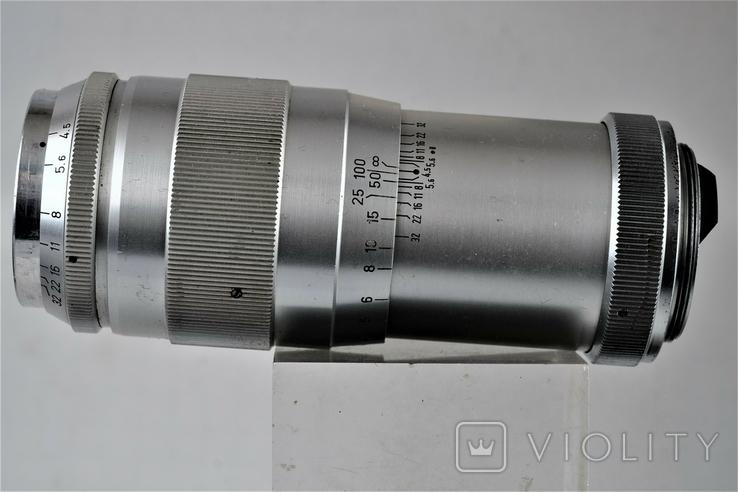Steinheil Mnchen Culminar 135mm f/4.5.М39, фото №3