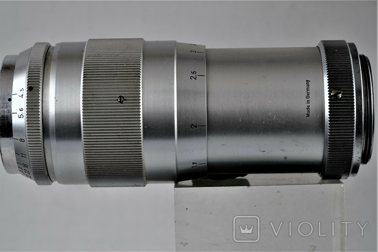 Steinheil Mnchen Culminar 135mm f/4.5.М39, фото №4