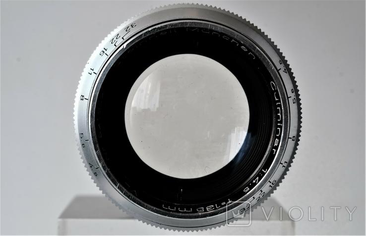 Steinheil Mnchen Culminar 135mm f/4.5.М39, фото №5