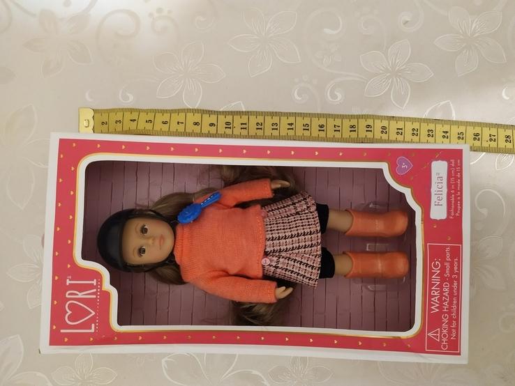 Американская кукла Battat, коллекция Lori, Felicia, 15 см, фото №8