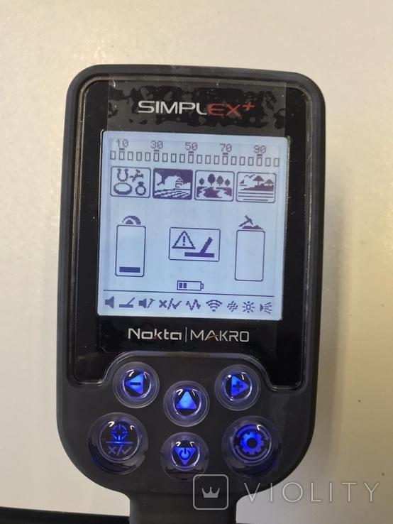 Металлоискатель Nokta Simplex +, фото №3