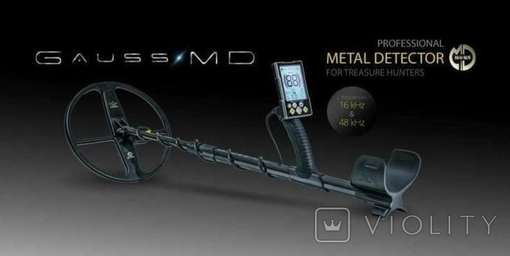 Металлоискатель GausMD Light, фото №4