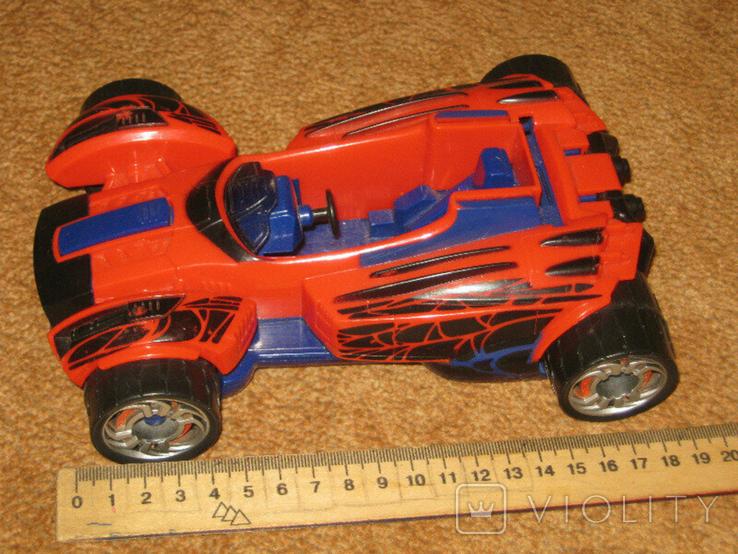 Машинка человека паука hasbro marvel, фото №2