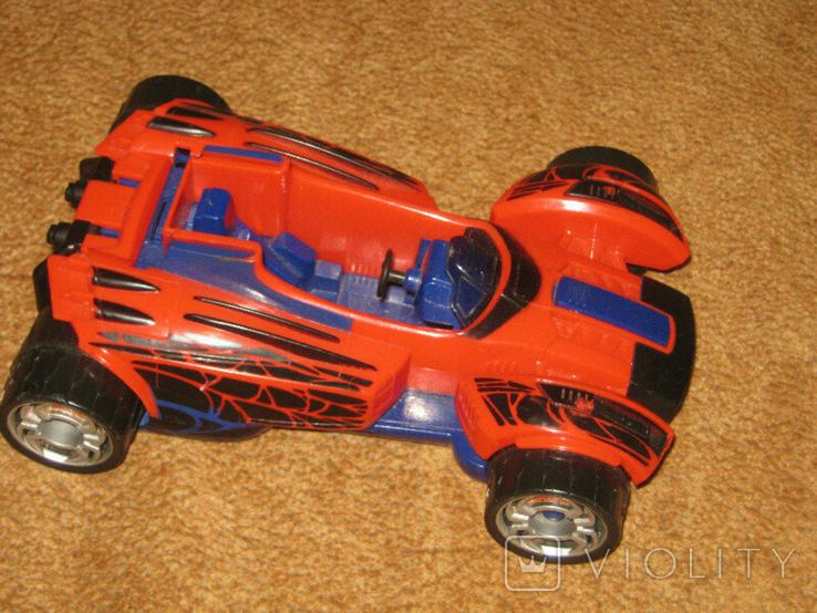 Машинка человека паука hasbro marvel, фото №3