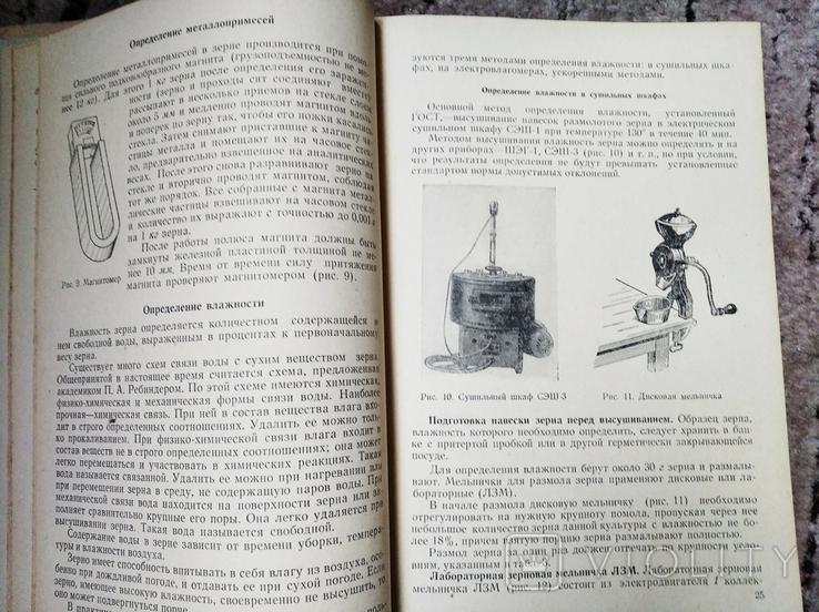 Определение качества зерна, муки и крупы, фото №4